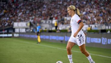 The Rise Of Lindsey Horan