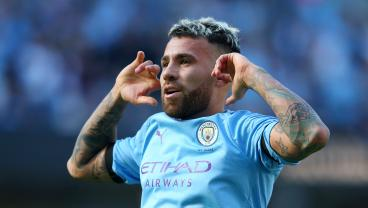 Nicolás Otamendi Has Some TV Show Recommendations For You