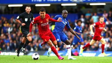 Liverpool's Use Of The Backheel Proves Too Much For Pulisic-Less Chelsea