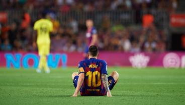 Barcelona Folds After Being Hit With $321 Fine By Spanish Football Federation