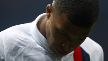 PSG's European Curse Continues With News Of Kylian Mbappé's Ankle Injury