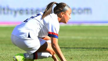 What's Up With Mallory Pugh?