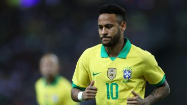 Another Meaningless Brazil Friendly, Another Bad Neymar Injury