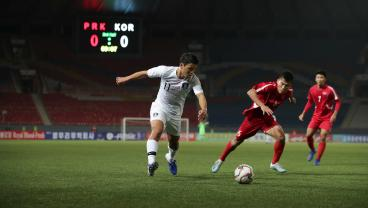 South Korea Begins Long Wait For Match DVDs After First Trip To North Korea In 29 Years