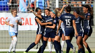 North Carolina Wins Second-Straight NWSL Championship By Hammering Chicago