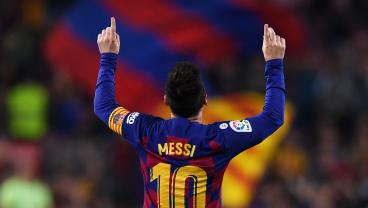 Messi Produces 90 Minutes Of Pure Magic, Including 50th Free Kick Of Career