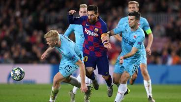 Barça's Faults Laid Bare In Awful Scoreless Draw With Slavia Prague