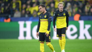 Mario Götze To Leave Borussia Dortmund At End Of Season