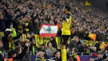 Dortmund Rallies From 2-Goal Deficit To Beat Inter And Keep Champions League Dream Alive