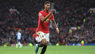 Marcus Rashford Is A Real Live Wire