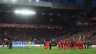 Incredible 'You'll Never Walk Alone' Followed By 2 Jaw-Dropping Liverpool Goals