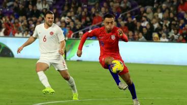 Sergiño Dest (Sorta) Promises Us The 2026 World Cup