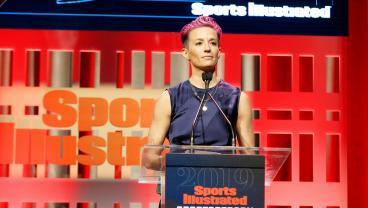 Megan Rapinoe, Sue Bird And Russell Wilson To Host 2020 ESPYs Remotely