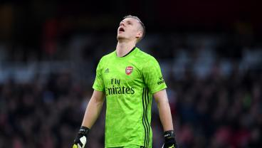 """Arsenal Keeper Bernd Leno Says Bundesliga Is """"Boring And Sad."""" He Might Have A Point"""