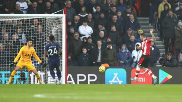 Danny Ings Leaves Bodies In His Wake During Saints Victory Over Spurs