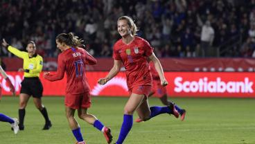 USWNT Star Sam Mewis Joins Manchester City
