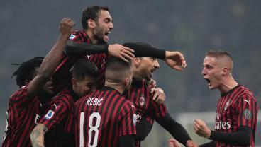 Zlatan Ibrahimović's Dream Milan Derby Start Quickly Turns Into A Nightmare