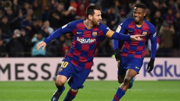 New Coach, Same Messi: Barça Defeats Granada Thanks To Messi's Magical Goal