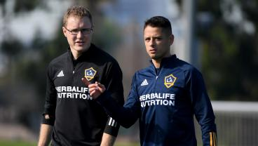 Video Shows Chicharito Calling MLS Move 'The Beginning Of His Retirement'