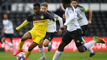 15-Year-Old Borussia Dortmund Phenom Youssoufa Moukoko Is Ready For His Debut