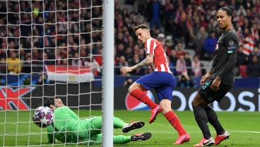 Atlético Makes Liverpool Suffer As The Reds Land 0 Shots On Target In Madrid