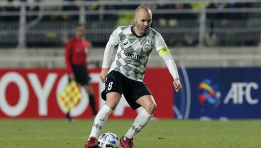 Andrés Iniesta Is The Master Illusionist, But Nothing About Him Is Pretend