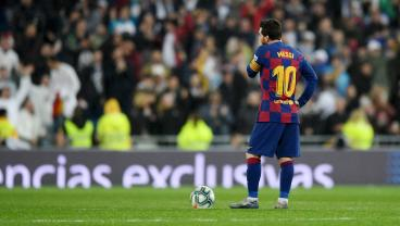 Lionel Messi Says 'Football, Like Life, Will Never Be The Same'
