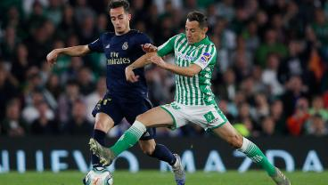 Andrés Guardado Puts Real Madrid To The Sword To Hand LaLiga Control Back To Barcelona