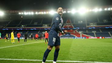 Champions League restart date