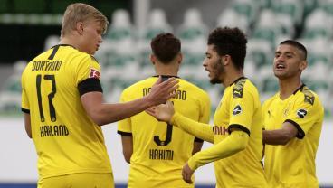 Bundesliga Top Scorers: Germany's Top Division Leads Race For European Golden Shoe