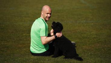 Premier League Referee Turns National Health Service Volunteer