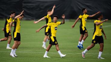 Borussia Dortmund Certain That Jadon Sancho Will Play For Them Next Season