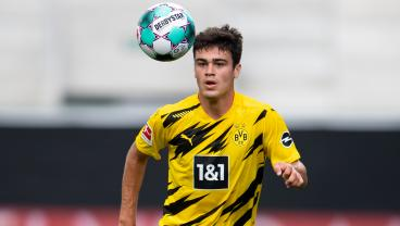17-Year-Old American Gio Reyna Continues His Outrageous Preseason Form