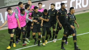 Carlos Vela Destroys Club América To Put LAFC In Champions League Final