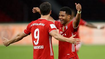 Are Robert Lewandowski And Serge Gnabry The Best Attacking Duo In The World Right Now?