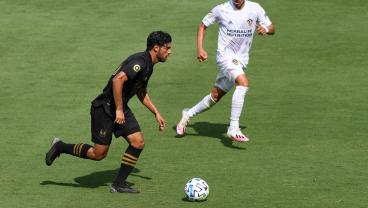 El Tráfico Showcases Improving LAFC, Godawful LA Galaxy