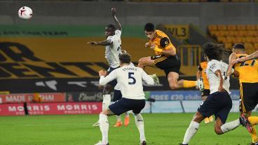 City Defeats Wolves 3-1, But The Game's Best Goal Belongs To Raúl Jiménez