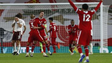 Sadio Mané And Trent Alexander-Arnold Star In Liverpool's Commanding Win Over Arsenal