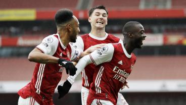 Arsenal Scores 19-Pass Goal In 2-1 Victory Over Sheffield United