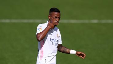 Vinícius Júnior On Target Again As Real Madrid Stays Top Of LaLiga