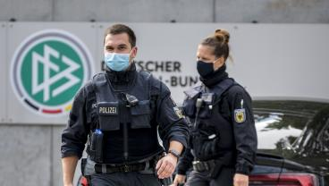200-Person Sting Operation Launched On Offices, Homes Of German Football Association