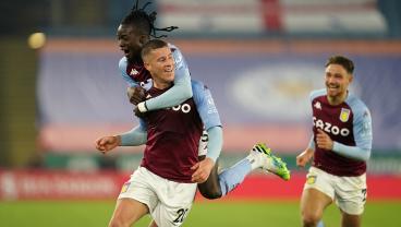 Ross Barkley goal vs Leicester City