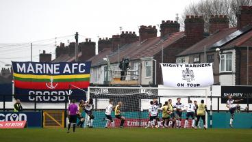 Eighth-Tier Marine FC To Host EPL Leaders Tottenham In Historic FA Cup Match