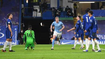 Manchester City Eviscerates Chelsea With Glorious First Half Display