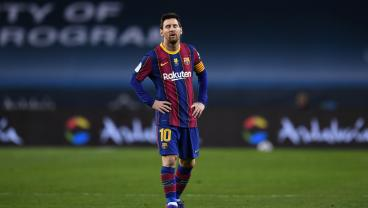Messi's Astronomical Barcelona Contract Is Mysteriously Leaked