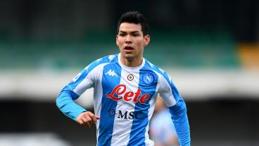 Chucky Lozano Scores Third-Fastest Goal In Serie A History