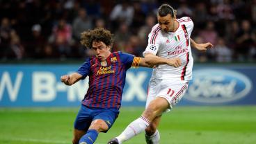 Zlatan Ibrahimović Set For AC Milan Return