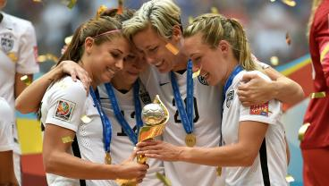 Where Does The USWNT Rank Amongst The Winningest Teams Of All Time?