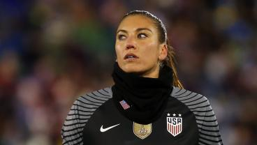 Hope Solo Is Trashing USWNT Coach Jill Ellis And The Goalkeepers Who Replaced Her