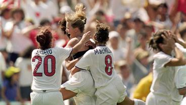 USWNT '99ers Movie Coming To Netflix
